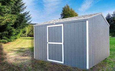 Time To Clean Out Your Shed With Spring Coming