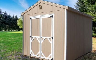 5 Reasons Why Amish Built Sheds are Better