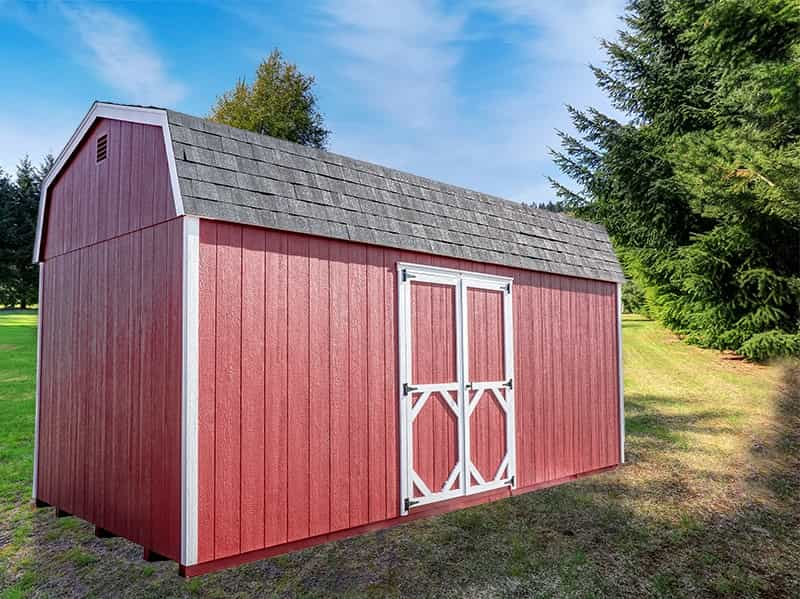 Jamestown Hi Wall Mini Barn